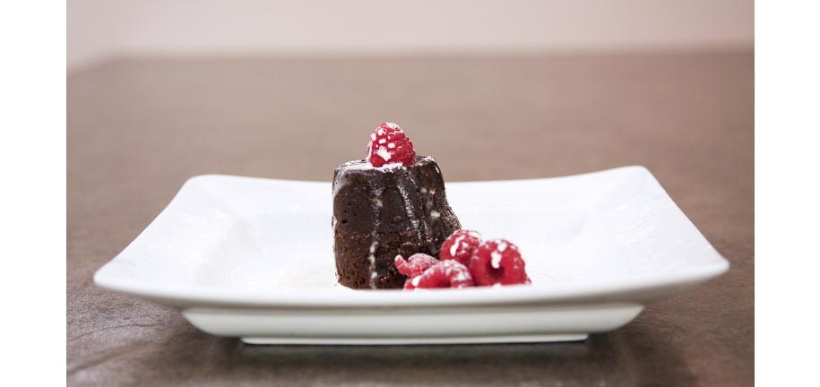 Making a Chocolate Fondant Using your Tower Air Fryer