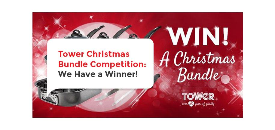 Tower Christmas Bundle Competition: We Have A Winner!