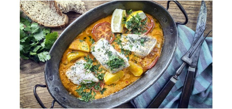Tower Healthy Quick Dish: Curried Cod