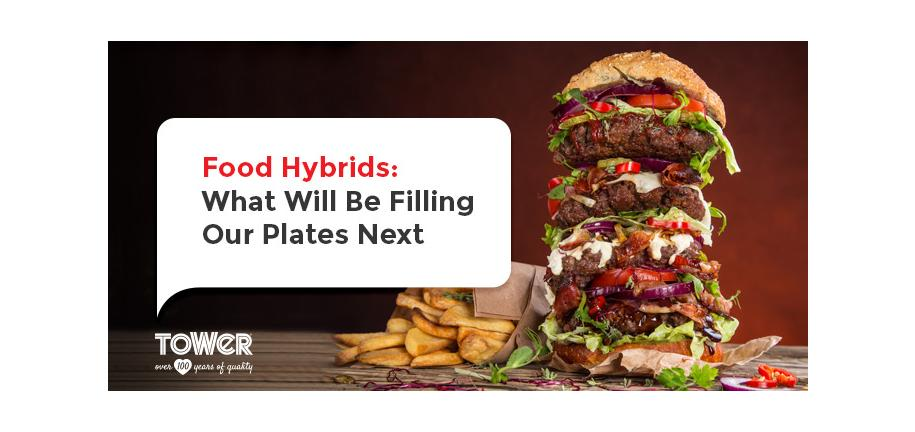 Food Hybrids: What Will Be Filling Our Plate Next?