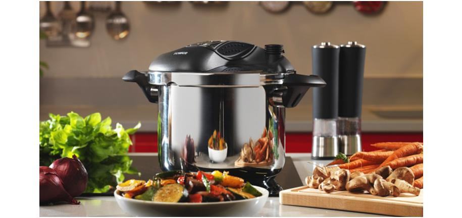 A Brief History of Pressure Cooking by Tower
