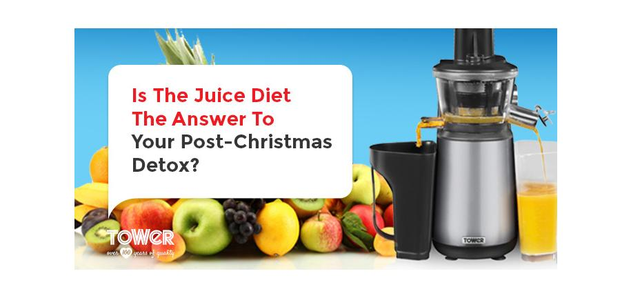 Is the Juice Diet the Answer to Your Post-Christmas Detox?