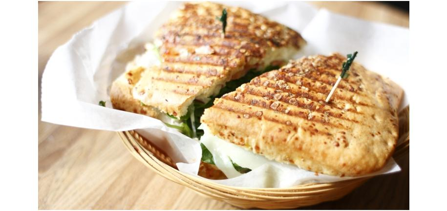 Hot Off The (Panini) Press: 3 Grill-iant Sandwich Recipes