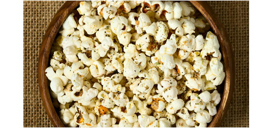 Perk Up Your Popcorn - 3 Healthy Popcorn Recipes