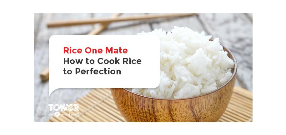 How To Cook Rice To Perfection