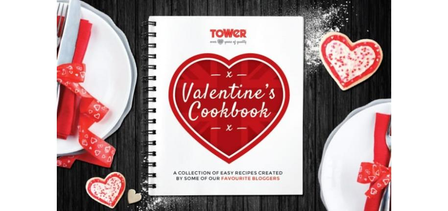 Tower Valentine's Recipe Book