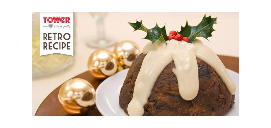 Retro Recipe Revival: Traditional British Christmas Pud