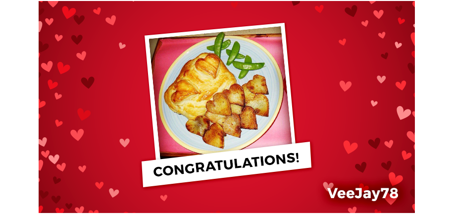 Tower Romantic Recipes Competition: We Have a Winner!