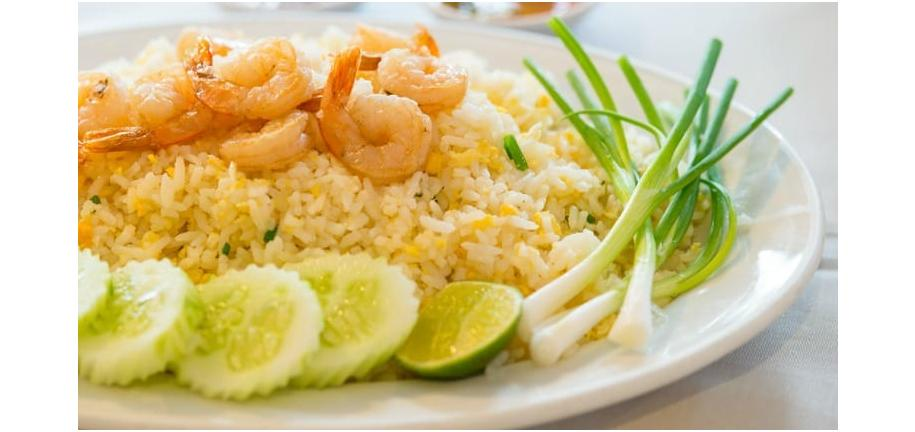 Tower Healthy Quick Dish: Thai Fried Prawn and Pineapple Rice