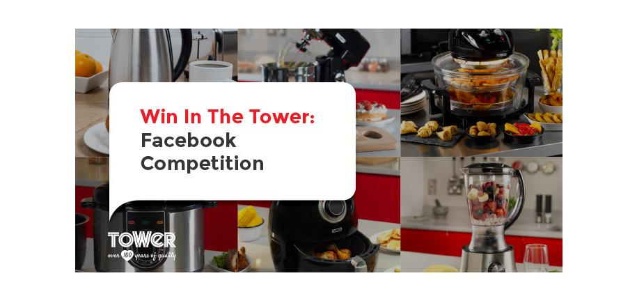 WIN In The Tower Facebook Competition!