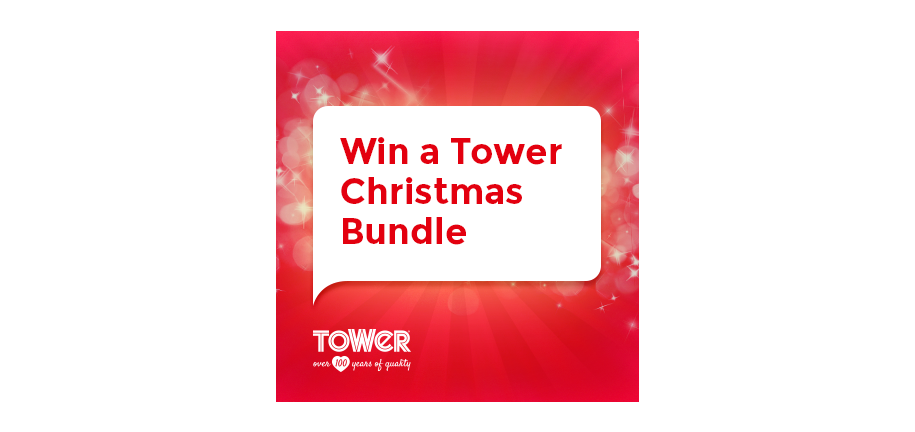 Grab Yourself a Tower Bundle and Save £96!