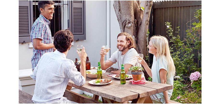 Let's Take It Outside: Alfresco Dining Guide