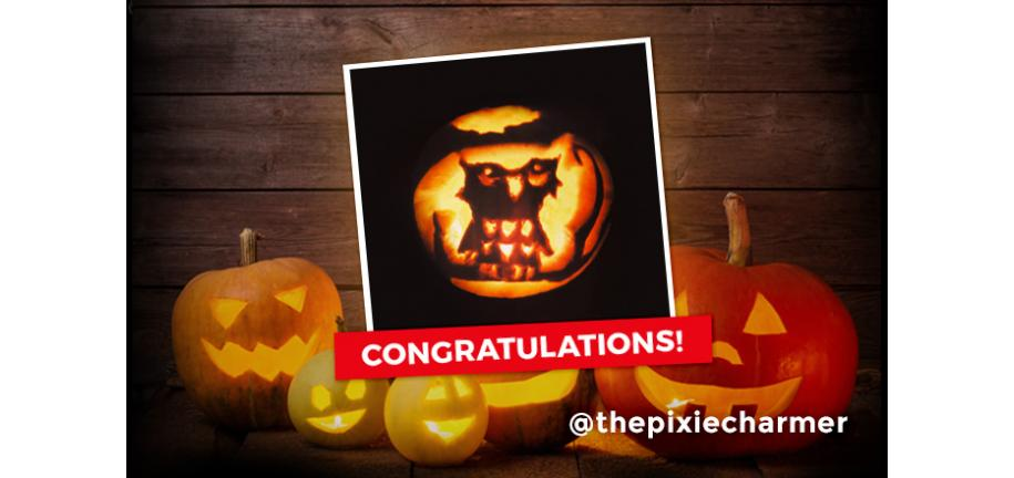 Tower Pumpkin Carving Competition: We Have a Winner!