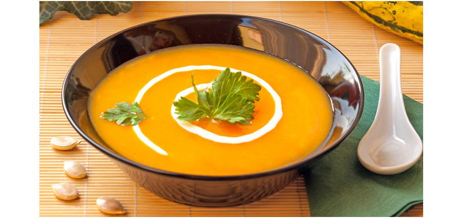 Magic Mother's Day Meals: Butternut Squash Soup Starter