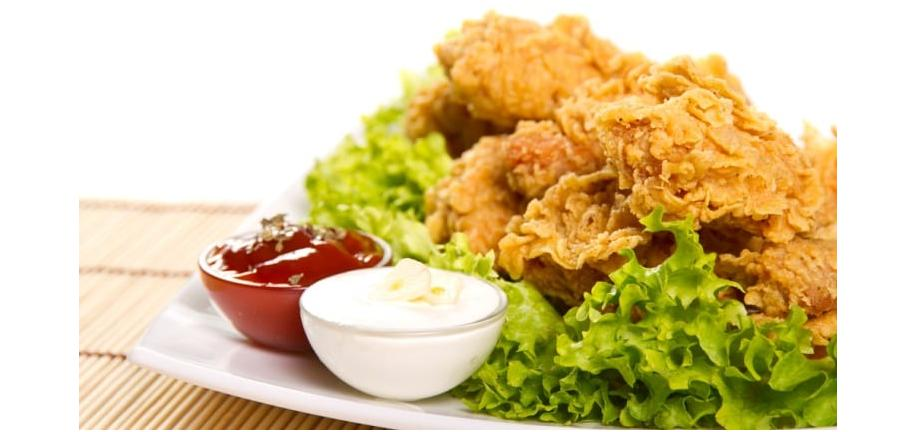 Tower Healthy Quick Dish: Healthy Southern Fried Crispy Chicken