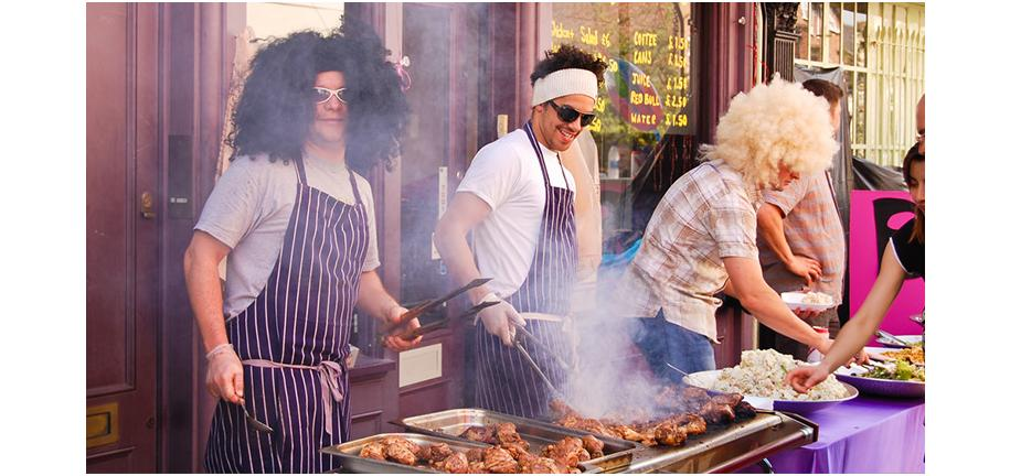 Top Three Urban Food Festivals To Visit in 2015