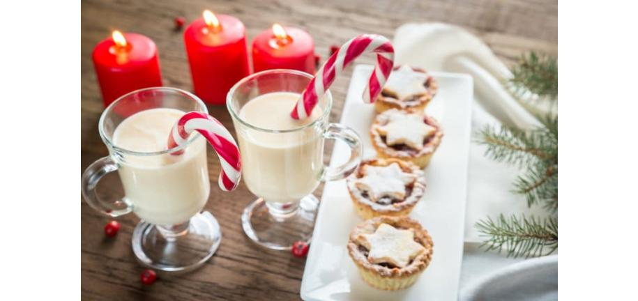 12 days of Tower Christmas- Mince Pies and Eggnog Recipes