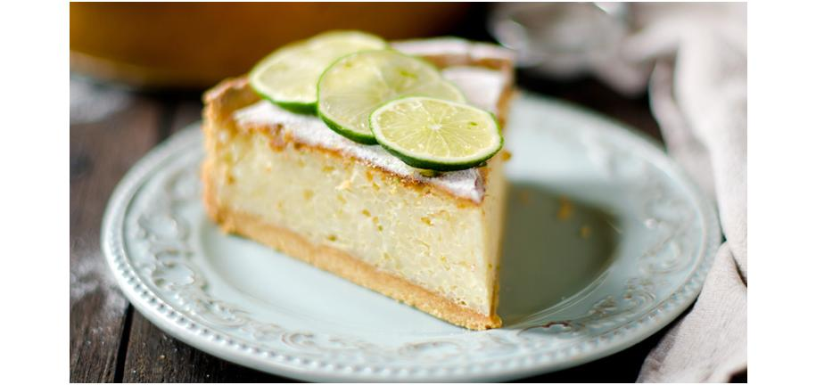 Fantastic Father's Day Feast: Key Lime Pie Dessert