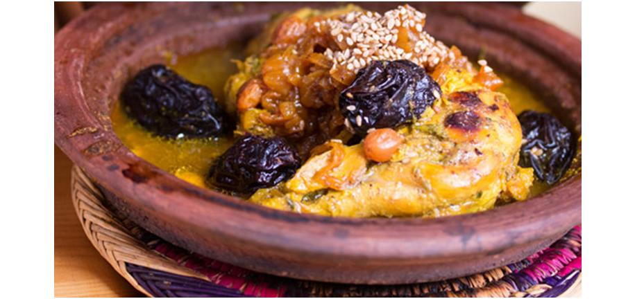 Retro Recipe Revival: Moroccan-style Chicken with Lentils