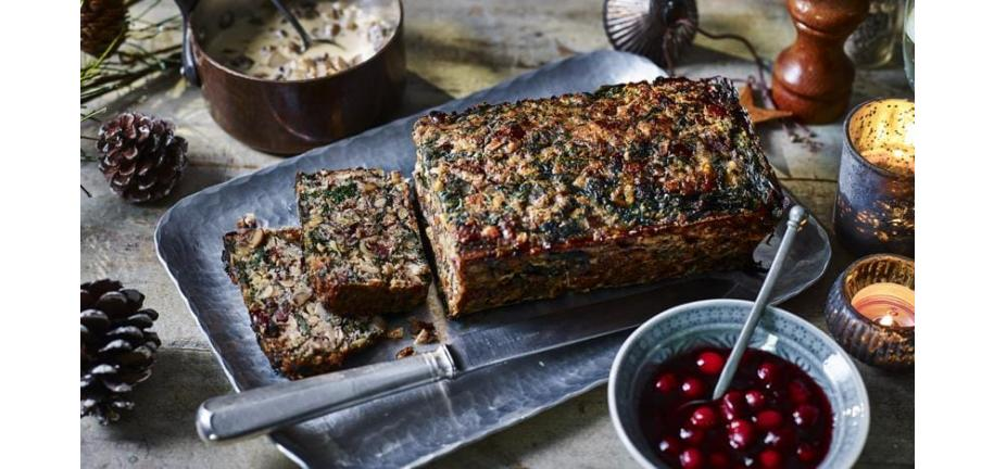 12 Days of Tower Christmas - Nut Roast Recipe