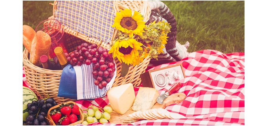 How to Pull Off the Perfect Picnic