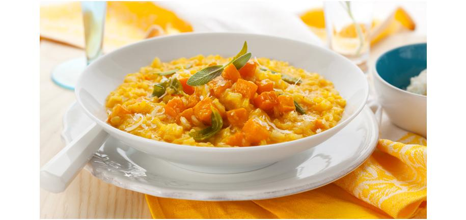 Retro Recipe Revival: Sage & Nutmeg Butternut Squash Risotto