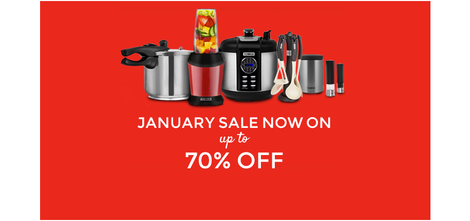 Bargain Bonanza: Check Out Our Fantastic January Sale!