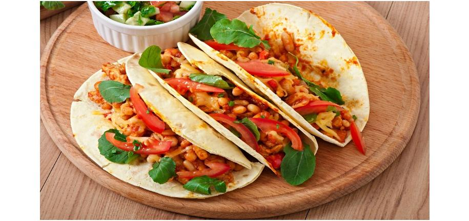 Tower Healthy Quick Dish: Chipotle Chicken Tacos with Pineapple Salsa