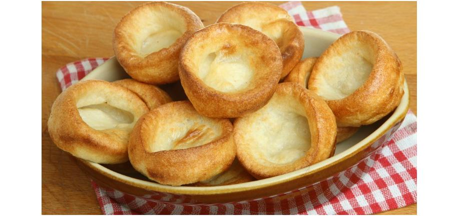 Tower Healthy Quick Dish: Yorkshire Puddings