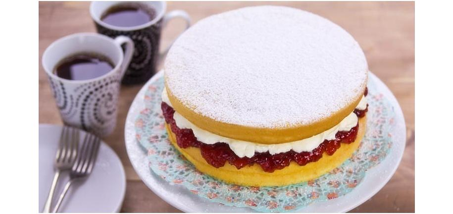 Mother's Day Recipe- Victoria Sponge