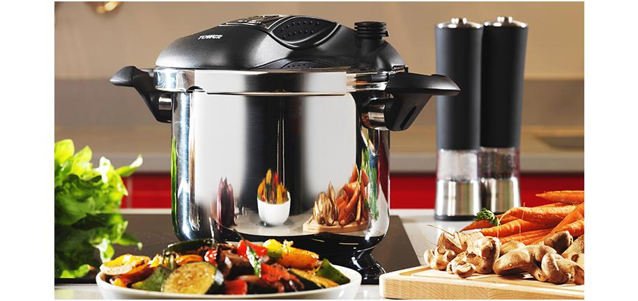 Touchy Subject: Getting to Grips with the Tower One Touch Pressure Cooker