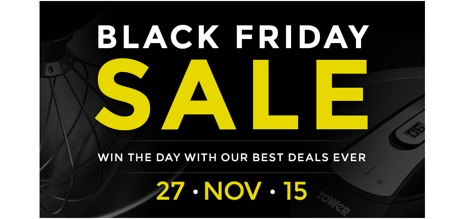 Paint It Black: Check Out Our Unbeatable Black Friday Deals!