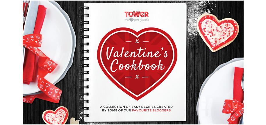 Love Is In The Air: Tower Valentine's Recipe Book Coming Soon