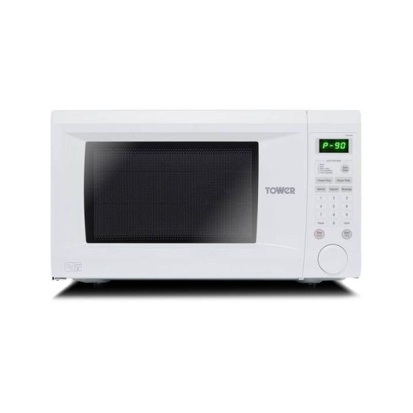 31L Touch Control Microwave White