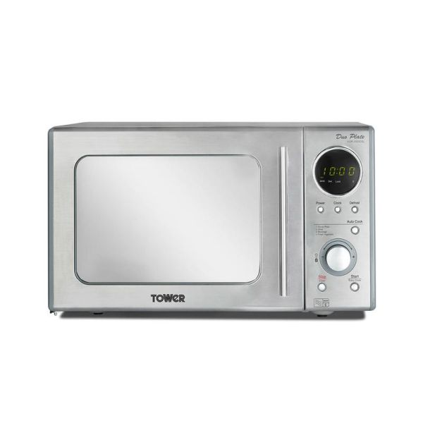 20 Litre S/S Microwave Stainless Steel