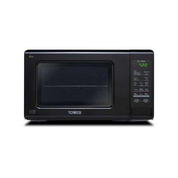Touch Control Microwave 800W 20Ltre Black
