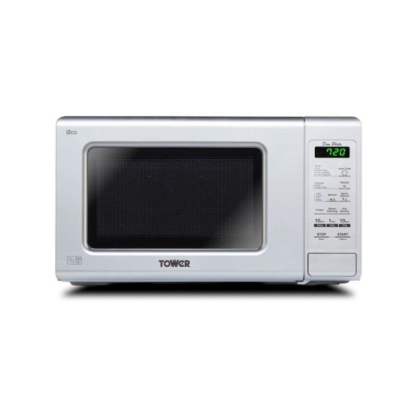 Touch Control Microwave 800W 20 Litre Silver
