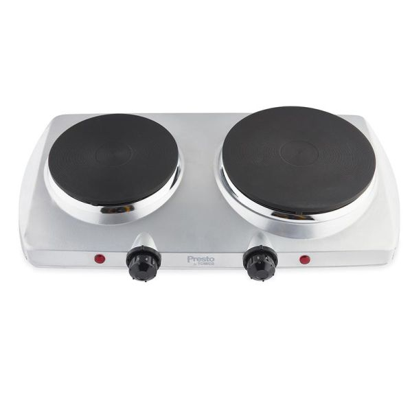 Presto Double Stainless Steel Boiling Ring