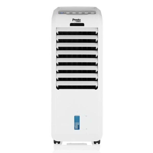 Presto 5L 3 in 1 Air Cooler with 7 Hour Timer White