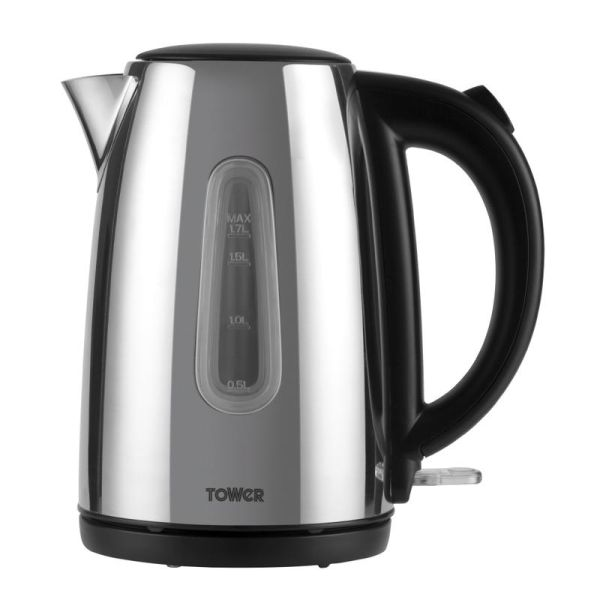 Infinity 3Kw 1.7L Polished Stainless Steel Jug Kettle