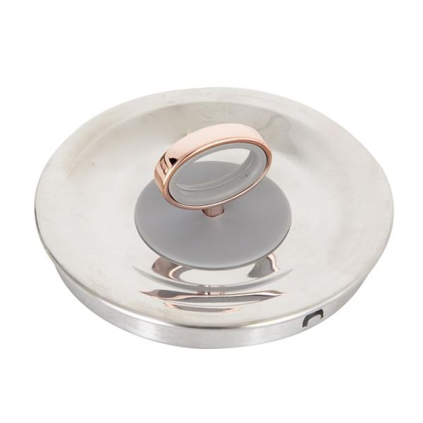 Stainless Steel Rose Gold Kettle Lid Spare T10020Wmrg
