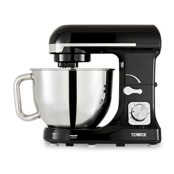 1000W Stand Mixer With 5 Litre Stainless Steel Bowl