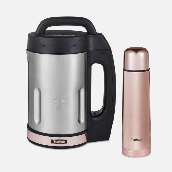 1.6 Litre Soup Maker with 500ml Flask